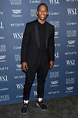 Professional Football Player Victor Cruz attends the WSJ Magazine 2015 Innovator Awards at the Museum of Modern Art on November 4 2015 in New York...