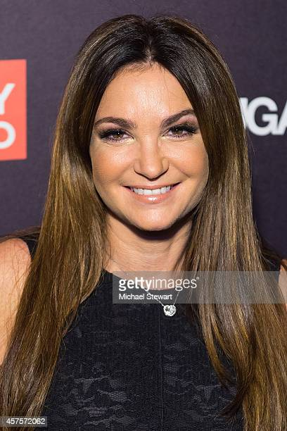Professional poker player Beth Shak attends the 'Seriously Distracted' launch party at 1OAK on October 20 2014 in New York City