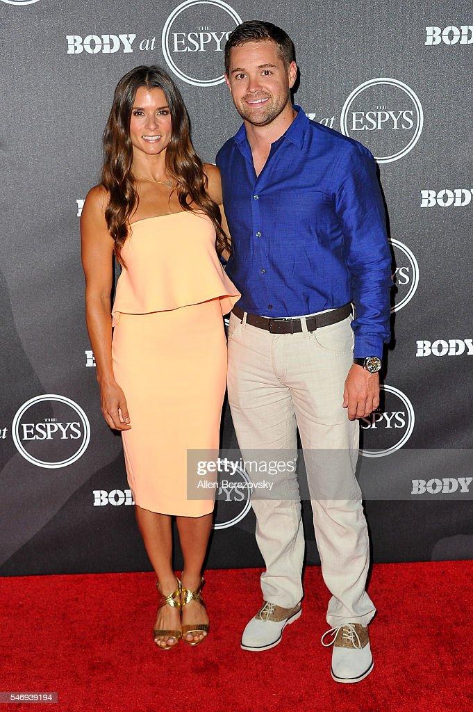 Danica Patrick s boyfriend Ricky Stenhouse says she wants to compete