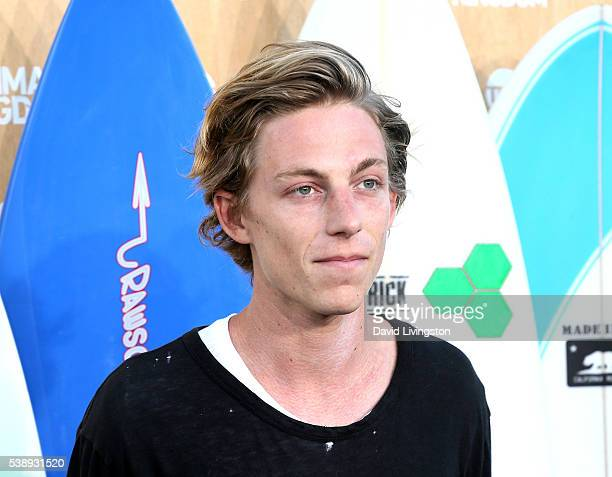 Professional skateboarder Ben Nordberg attends the premiere of TNT's 'Animal Kingdom' at The Rose Room on June 8 2016 in Venice California
