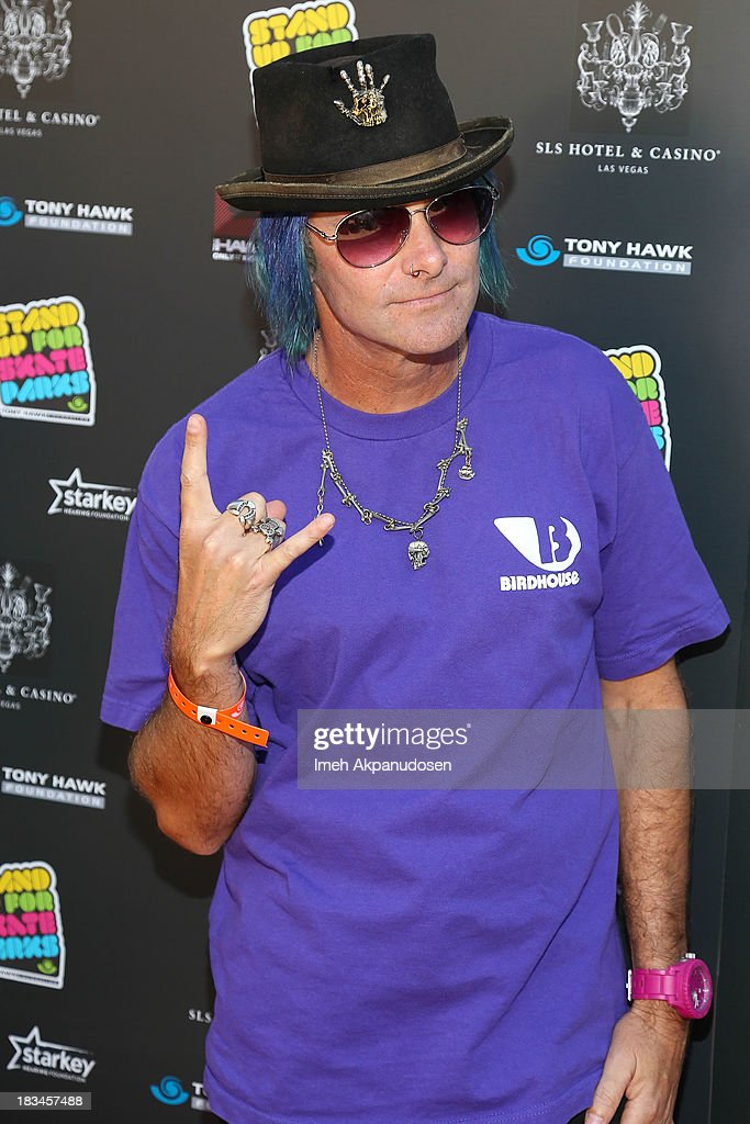 Professional skateboarder Kevin Staab attends the 10th Annual Stand Up For Skateparks Benefiting The Tony Hawk Foundation on October 5, 2013 in Beverly Hills, California.