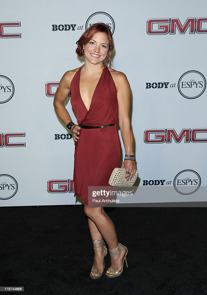 Professional Snowboarder Elena Hight attends the ESPN's 5th Annual Body At ESPYS at Lure on July 16, 2013 in Hollywood, California.