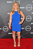 Professional snowboarder Jamie Anderson attends BODY At The ESPYs PreParty at Avalon Hollywood on July 12 2016 in Los Angeles California