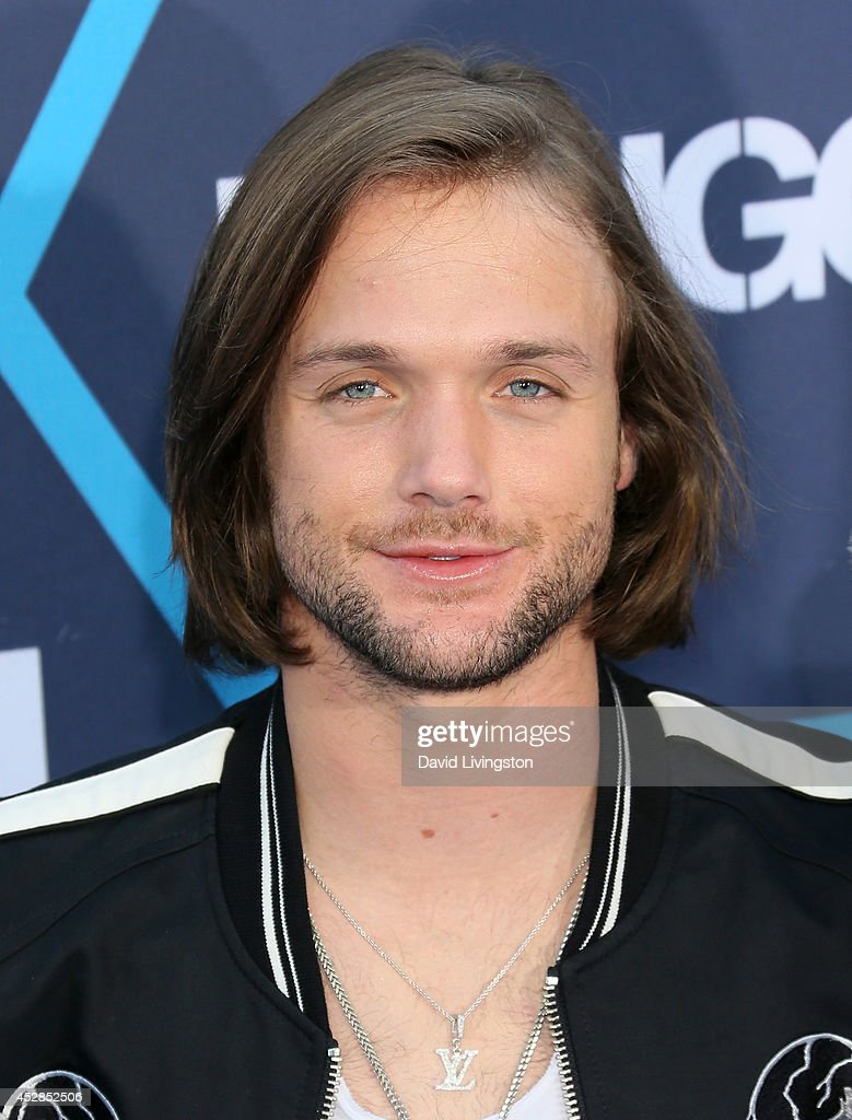 Professional snowboarder Louie Vito attends the 16th Annual Young Hollywood Awards at The Wiltern on July 27 2014 in Los Angeles California