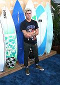 Professional surfer Luke Davis attends the premiere of TNT's 'Animal Kingdom' at The Rose Room on June 8 2016 in Venice California