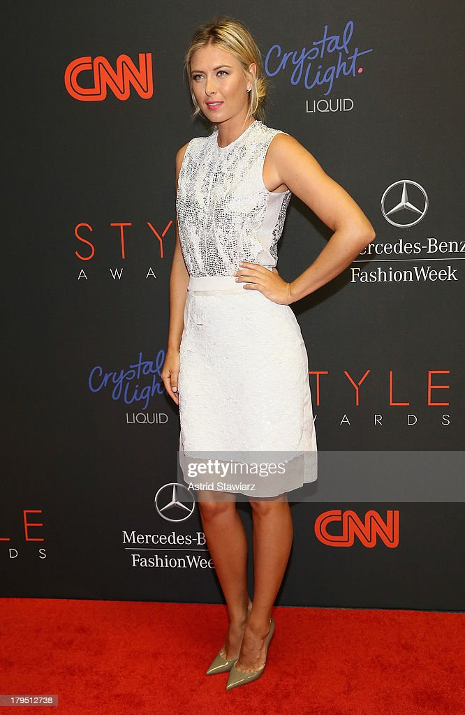 10th Annual Style Awards Arrivals Mercedes Benz Fashion Week Spring 2014 Getty Images