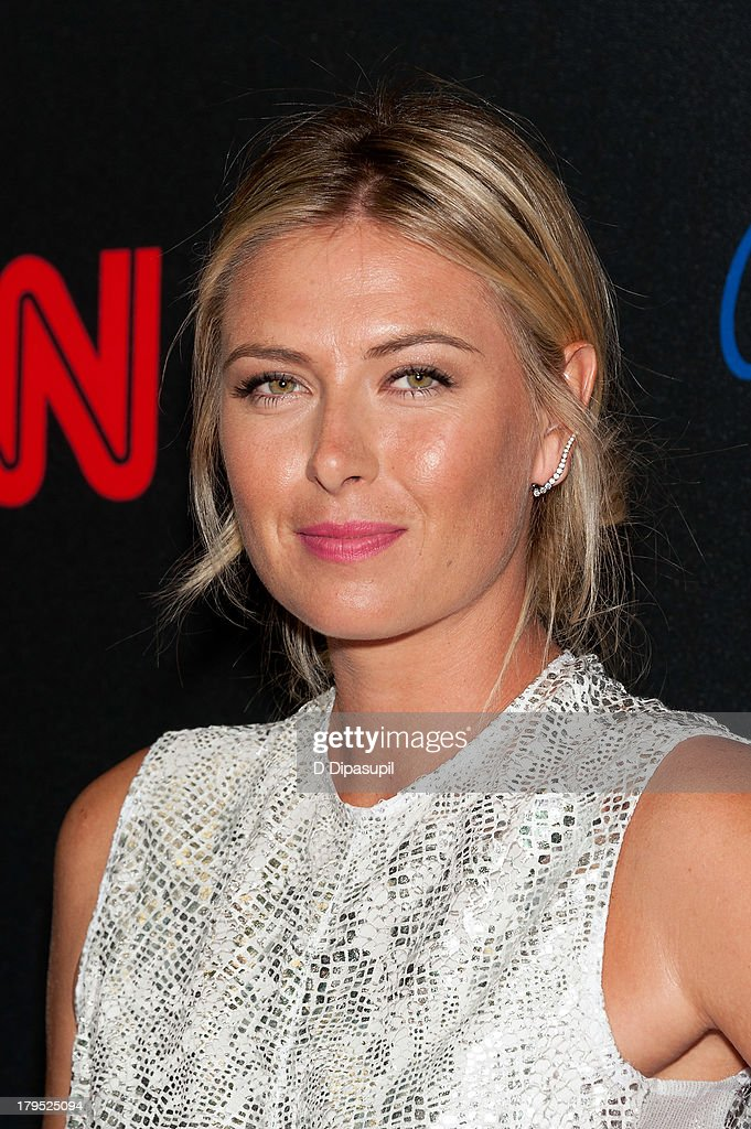 Professional tennis player <a gi-track='captionPersonalityLinkClicked' href=/galleries/search?phrase=Maria+Sharapova&family=editorial&specificpeople=157600 ng-click='$event.stopPropagation()'>Maria Sharapova</a> attends the 2013 Style Awards at Lincoln Center on September 4, 2013 in New York City.
