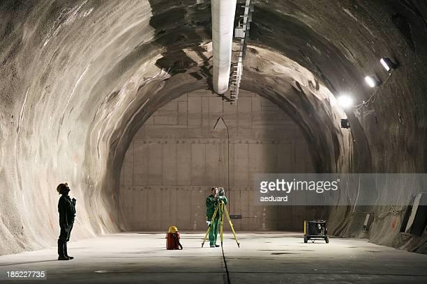 Professional underground workers