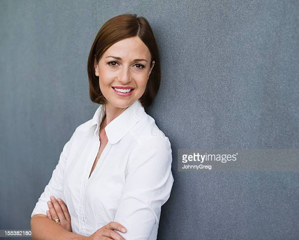 Professional Woman - Relaxed Portrait