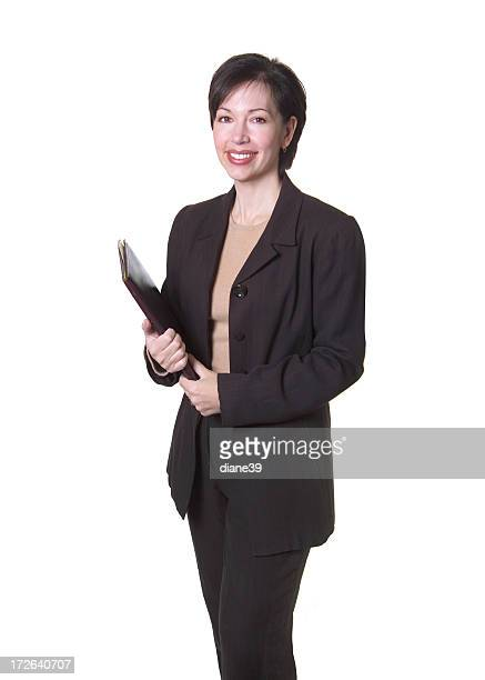 professional woman- smiling