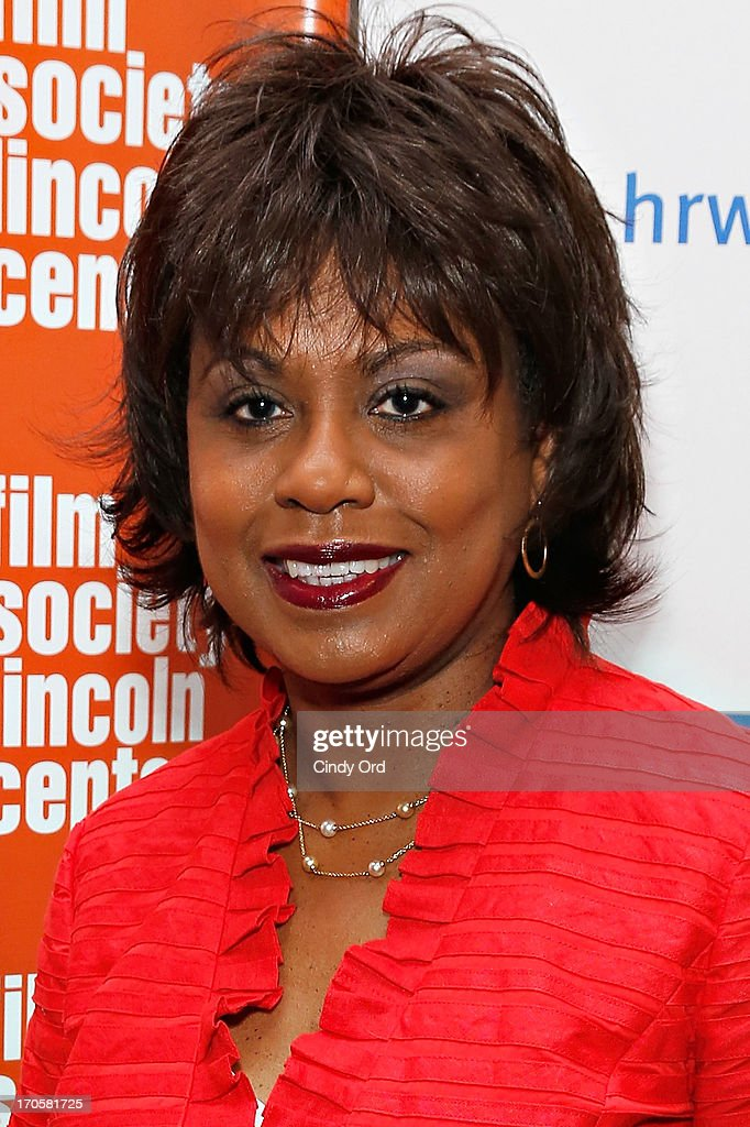 Professor Anita Hill attends the 'Anita' Premiere during the 2013 Human Rights Watch Film Festival at The Film Society of Lincoln Center Walter Reade...