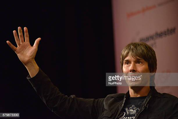 Professor Brian Cox OBE FRS author professor of particle physics at the University of Manchester member of the High Energy Physics team and a member...