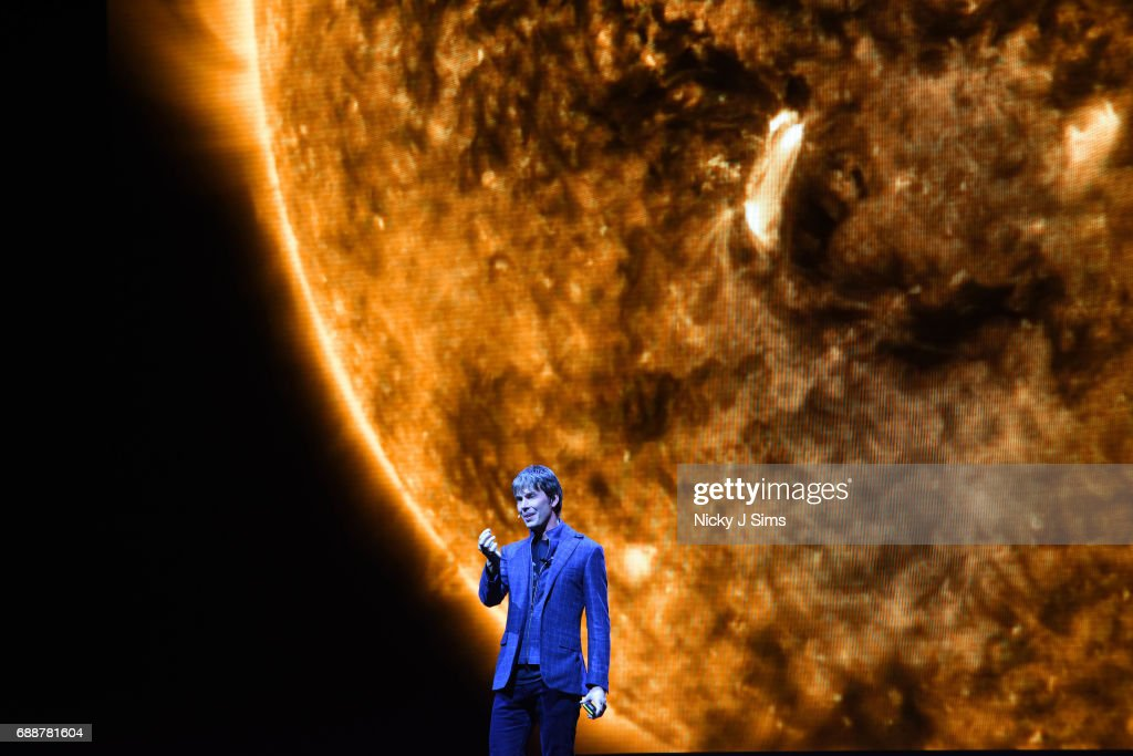 Professor Brian Cox Concludes Record-Breaking Live Tour At Wembley Arena