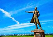 Professor Clark Statue in Sapporo Japan1