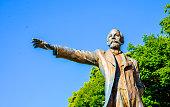 Professor Clark Statue in Sapporo Japan5