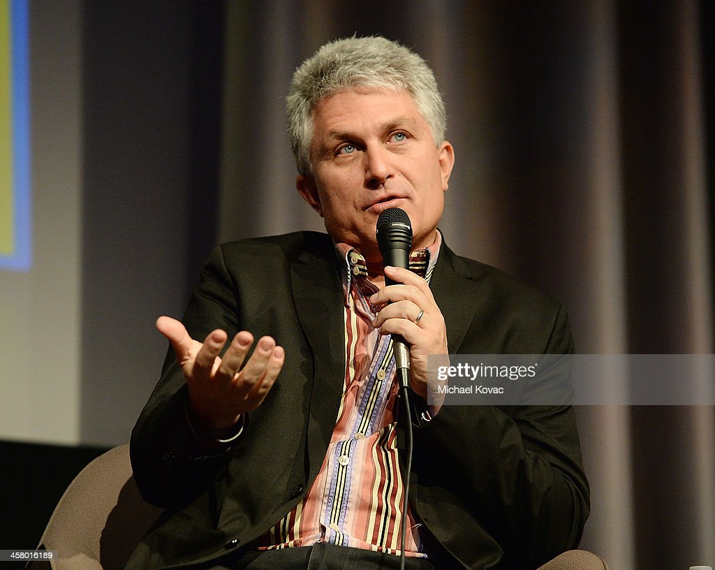 Professor Craig Detweiler participates in a discussion before a Special Screening Of 'Philomena' hosted by the Museum Of Tolerance on December 19, 2013 in Los Angeles, California.
