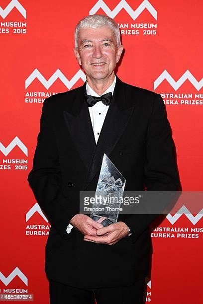 Professor David Raftos wins the 'Rural Research and Development Corporations Eureka Prize for Rural Innovation 'at the Australian Museum Eureka...