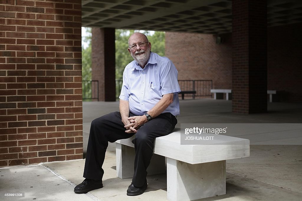 Professor E. Terrence Jones poses on the campus of the University of Missouri August 22, 2014 in St Louis, where he is on the political science faculty. He is an expert on race and social issues in the St Louis area, where the suburb of Ferguson has been shaken by anger and unrest since the fatal police shooting of unarmed African-American teenager Michael Brown on August 9th. AFP PHOTO / Joshua LOTT