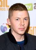 Professor Green At The Bt Digital Music Awards 2010 At The Roundhouse In London