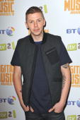 Professor Green attends the 'BT Digital Music Awards' at The Roundhouse on September 30 2010 in London England