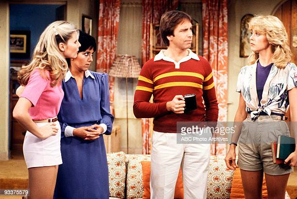 S COMPANY 'Professor Jack' Season Six 10/27/81 Terri questioned an attractive older woman's intentions with Jack and decided to move out Joyce DeWitt...