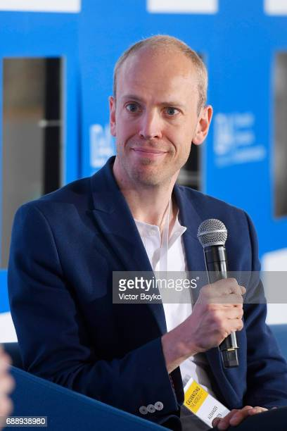 Professor of Forced Migration and International Affairs Director of the Refugee Studies Centre University of Oxford Alexander Betts during the...