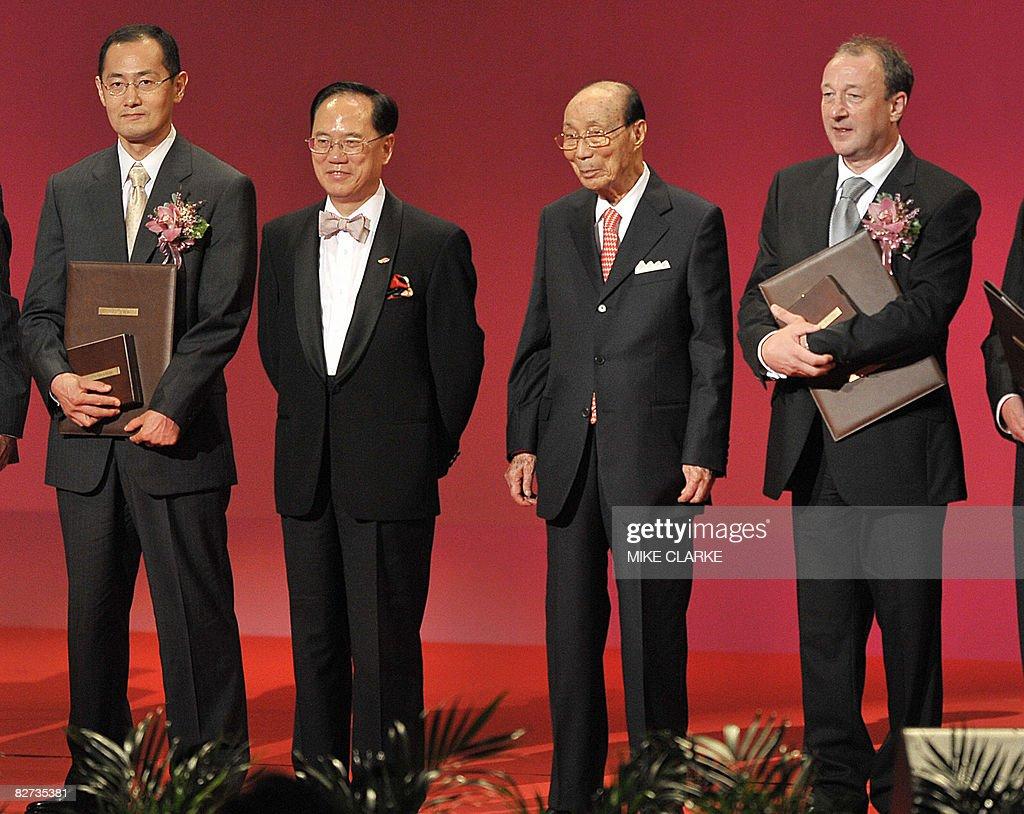 Tsang blir hongkongs naste