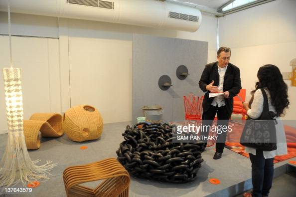 Professor Volker Albus Designer Curator Pictures Getty