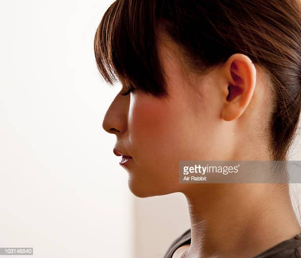 Profile Image of a Japanese Woman