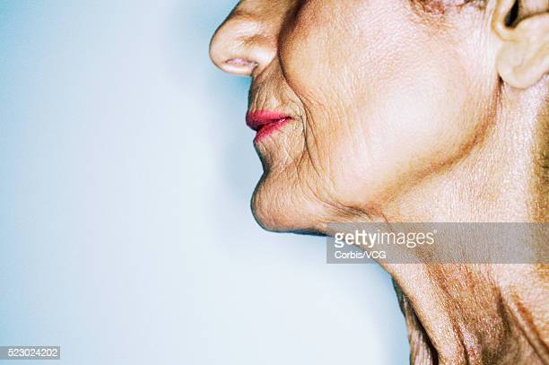 Profile of a Senior Woman