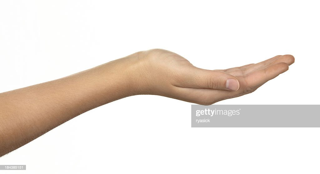 Hand In Need