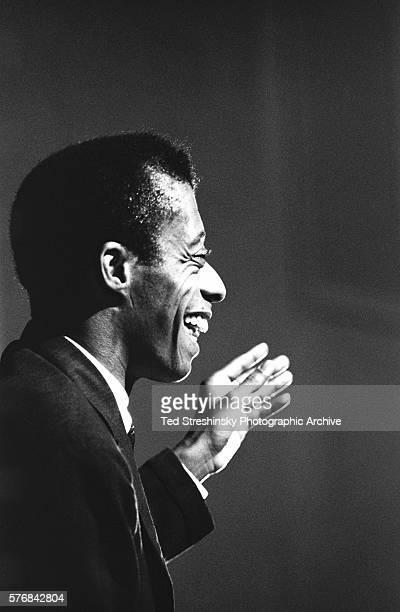 Profile of James Baldwin