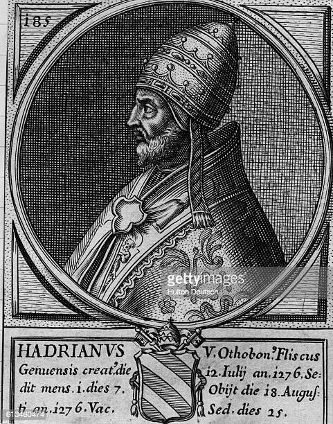 Profile of Pope Adrian V