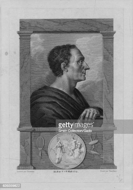 an analysis of baron de montesquieu a french philosopher They really did not charles-louis secondat, baron de montesquieu thought of the  meaning they might take trading as a rivalry instead of a friendly gesture  for change and reform were called the philosophes (french for philosophers.