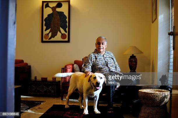 Profile shoot of Rahul Khullar Chairman of the Telecom Regulatory Authority of India
