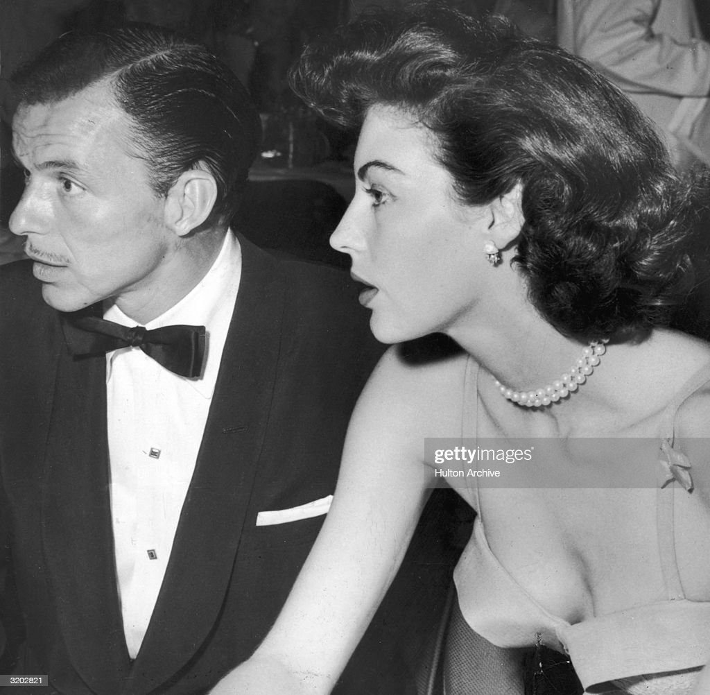 Pencil thin mustache wallskid january 25th 1990 ava gardner died on this day getty hexwebz Choice Image