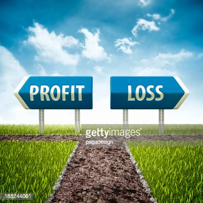 profit and loss crossroad