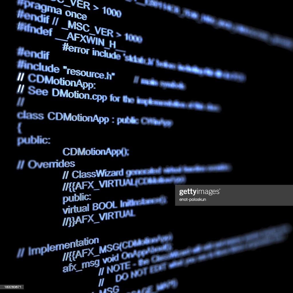 program code