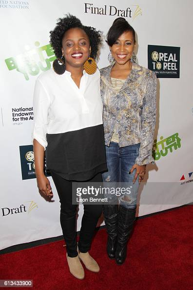 Program Director Johna Rivers and...