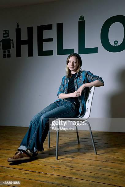 Programmer Hazel McKendrick of English video games developer Hello Games photographed at the HG studio in Guildford on December 12 2013