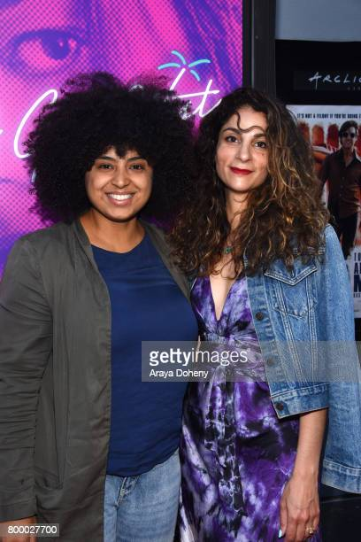 Programmer Stephanie Owens and Roya Rastagar Director of Programming attend the Closing Night Screening of 'Ingrid Goes West' during the 2017 Los...