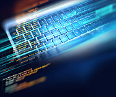 Programming code abstract technology background of software developer and  Computer scriptProgramming code abstract technology background of software developer and  Computer script