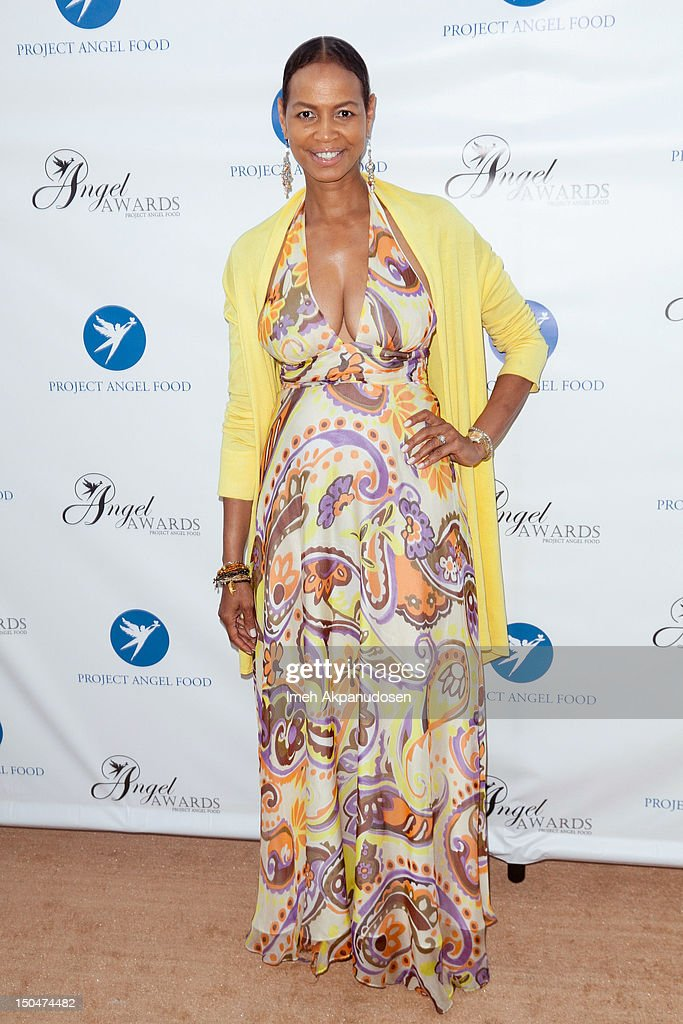 Project Angel Food Board Member Faye Moseley attends Project Angel Food's 17th Annual Angel Awards at Project Angel Food on August 18, 2012 in Los Angeles, California.