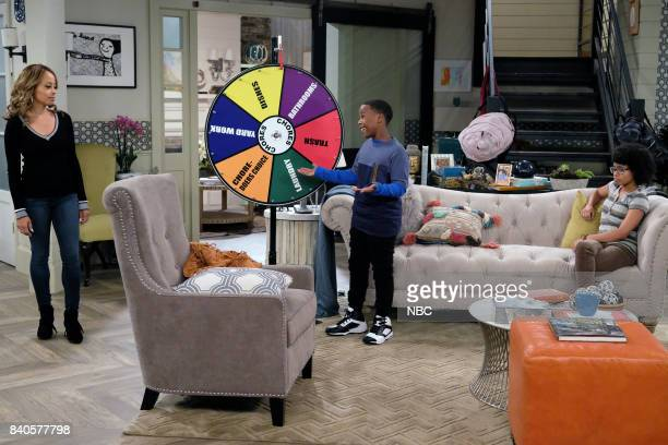 MARLON 'Project Kids' Episode 103 Pictured Essence Atkins as Ashley Amir O'Neil as Zack Notlim Taylor as Marley