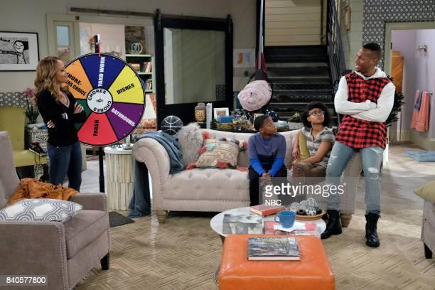 MARLON 'Project Kids' Episode 103 Pictured Essence Atkins as Ashley Amir O'Neil as Zack Notlim Taylor as Marley Marlon Wayans as Marlon