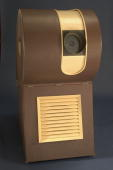 Projection TV sets were popular in the early 1950s although they had been around before the war Instead of using a very expensive large cathode ray...