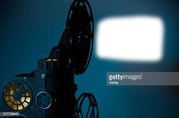 Proiettore e schermo