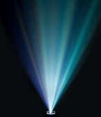 Projector beams