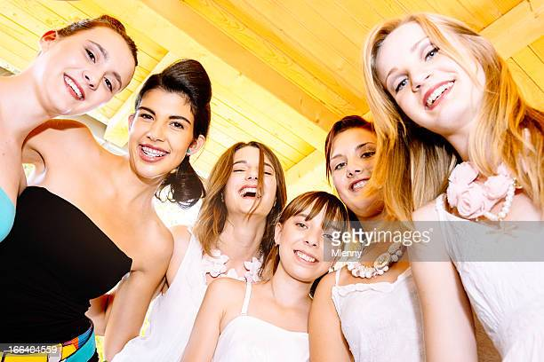 Prom Night, Teenage Girls Party