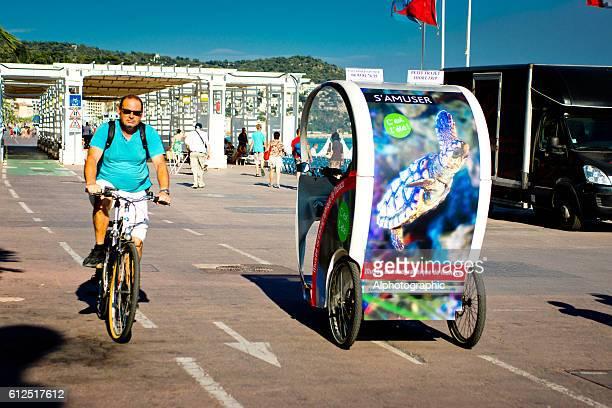 Promenade at Nice, France